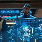 Doug Jones, Ronnie Rowe, and Rachael Ancheril in Star Trek: Discovery (2017)