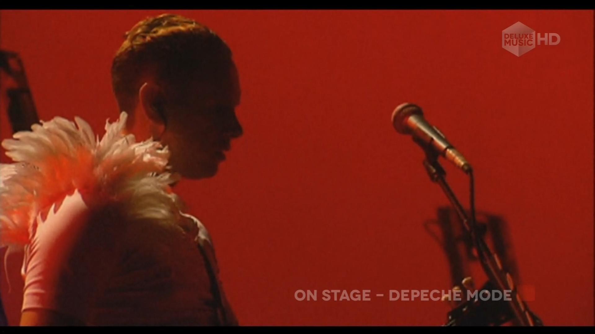 Depeche Mode One Night In Paris Video 2002 Photo