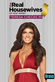 Teresa Checks In Poster