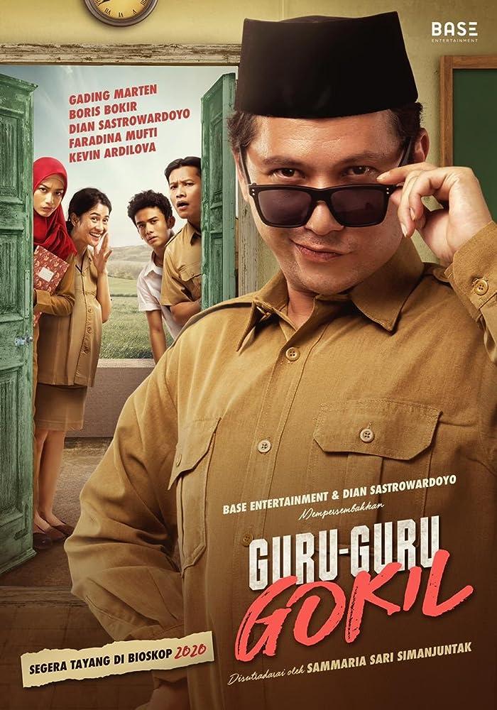 FILM - Guru-guru Gokil (2020)