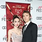 Paul Dano and Zoe Kazan at an event for The Ballad of Buster Scruggs (2018)