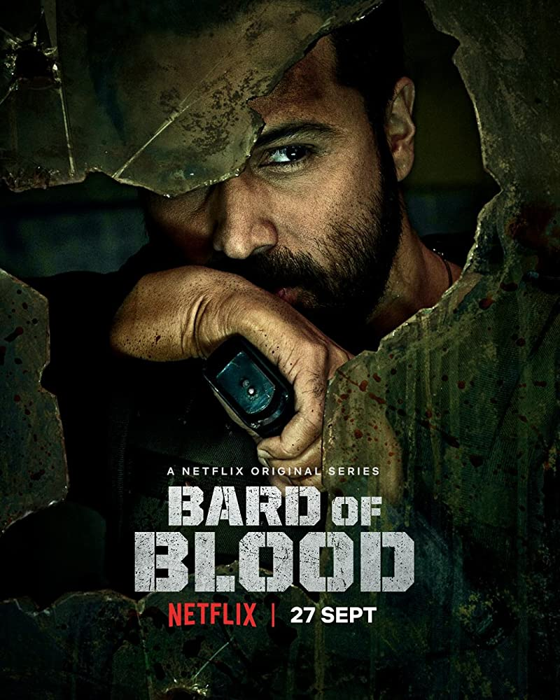 Bard of Blood (2019) Season 1 720p NF WEB-DL H264 DDP 2.0 MSub -The Punisher