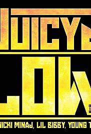 Juicy J Feat. Nicki Minaj: Low Poster