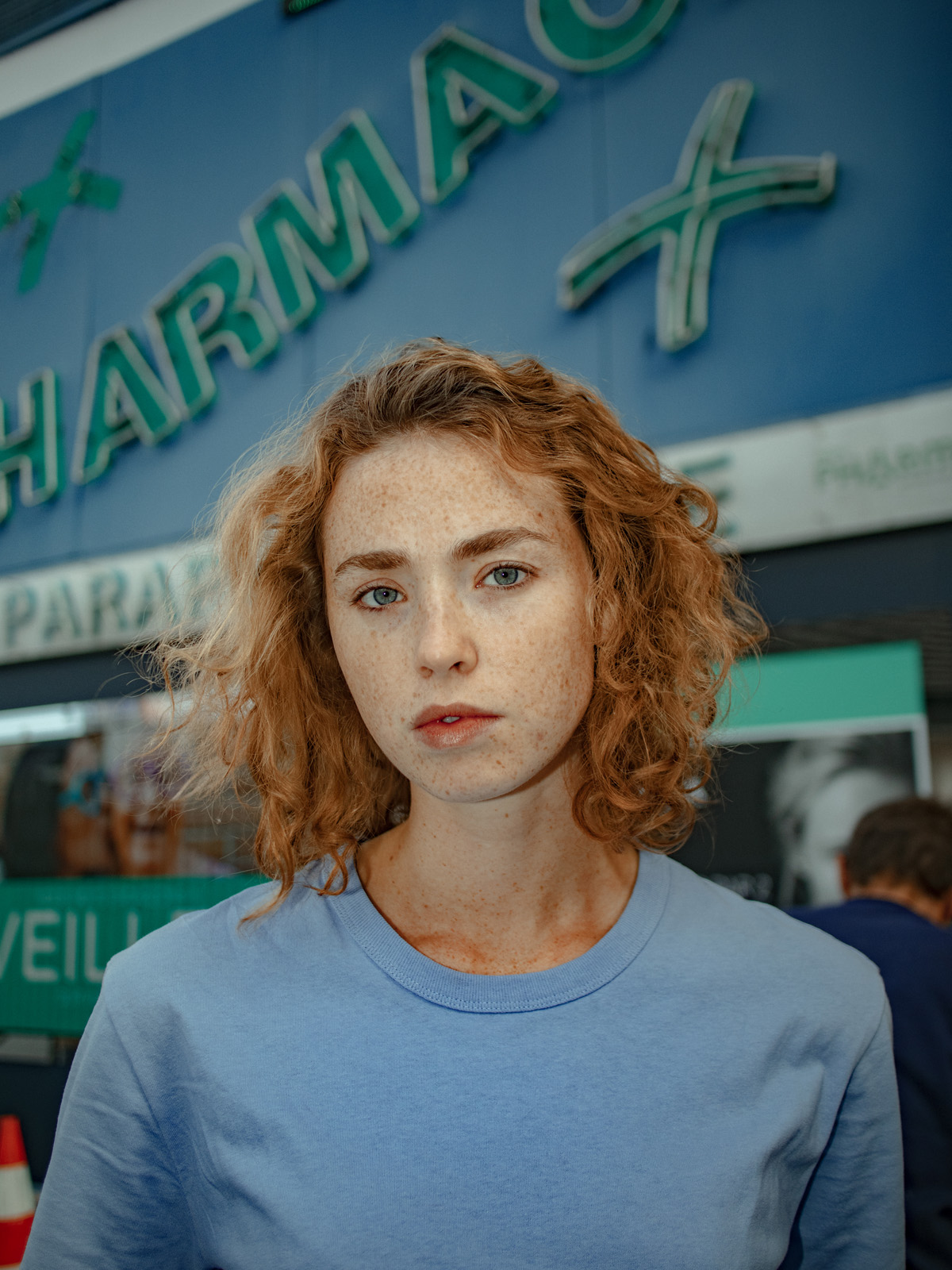 photo Freya Mavor (born 1993)