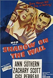 Shadow on the Wall (1950) Poster - Movie Forum, Cast, Reviews