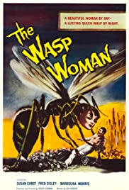 The Wasp Woman (1959) Poster - Movie Forum, Cast, Reviews