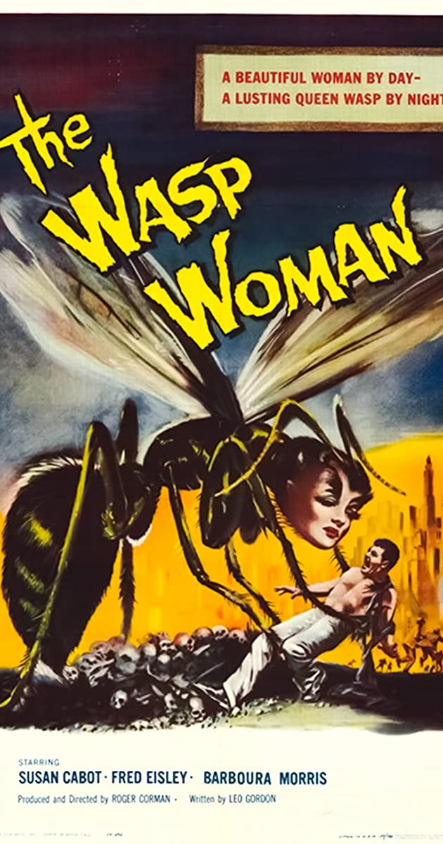 Subtitle of The Wasp Woman