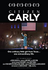 Citizen Carly Poster
