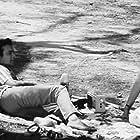 Uttam Kumar and Anjana Bhowmik in Chowringhee (1968)