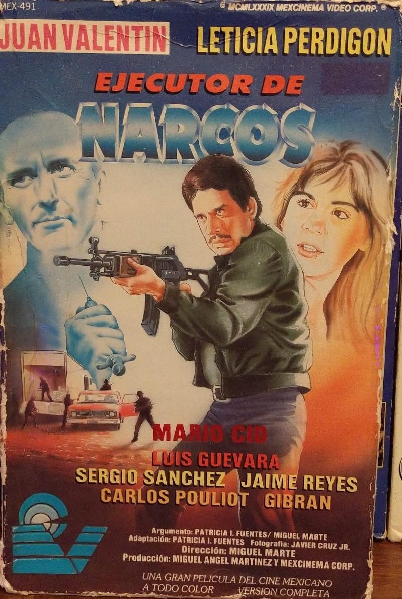Ejecutor De Narcos 1989 Imdb