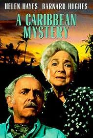 Helen Hayes and Barnard Hughes in A Caribbean Mystery (1983)
