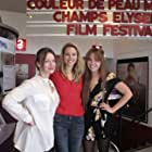 Devyn Waitt, Nicole Emanuele, and Megan Guinan at an event for Not Waving But Drowning (2012)