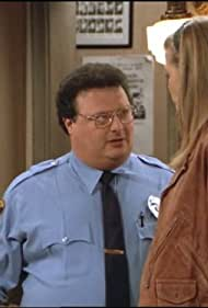 Wayne Knight and Kristen Johnston in 3rd Rock from the Sun (1996)
