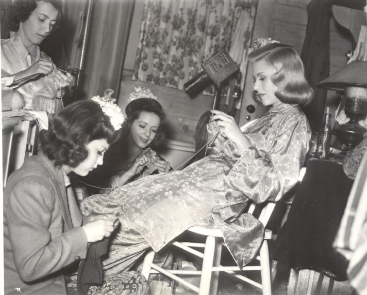 Ginger Rogers in Having Wonderful Time (1938)