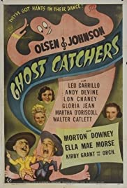 Ghost Catchers (1944) Poster - Movie Forum, Cast, Reviews