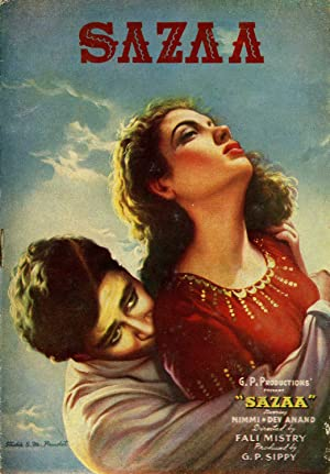 Sazaa movie, song and  lyrics