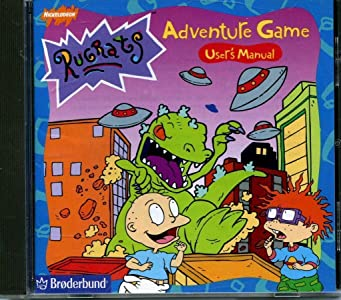 Action movies must watch Rugrats Adventure Game USA [480x272]