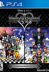 Primary photo for Kingdom Hearts HD 1.5 + 2.5 Remix