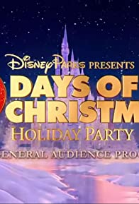 Primary photo for Disney Parks Presents a 25 Days of Christmas Holiday Party