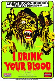 I Drink Your Blood (1970) Poster - Movie Forum, Cast, Reviews
