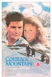 Courage Mountain (1990) Poster - Movie Forum, Cast, Reviews