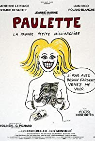 Primary photo for Paulette, la pauvre petite milliardaire