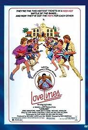 Lovelines Poster