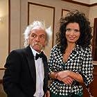 Agnieszka Dygant and Bohdan Smolen in Niania (2005)