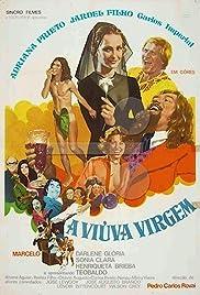 A Viúva Virgem Poster