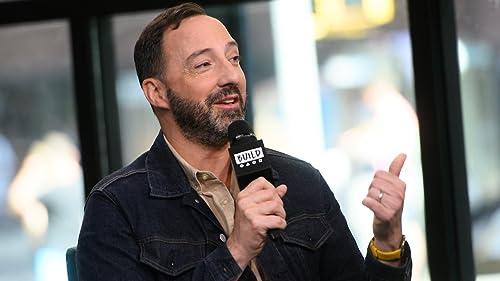 "BUILD: ""Archibald's Next Big Thing"" on Netflix Is Tony Hale's Next Big Thing"