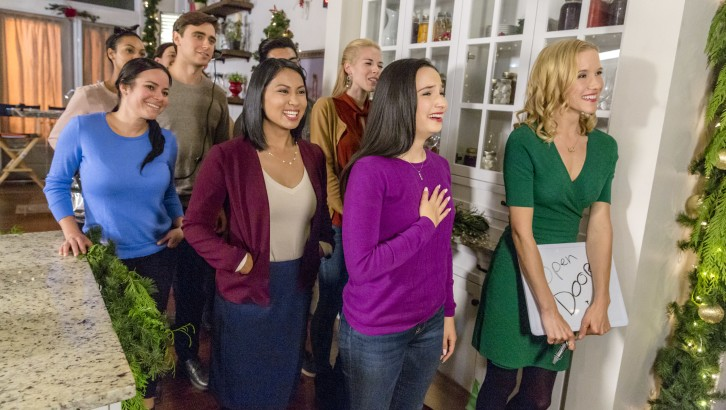 Road To Christmas Cast 2021