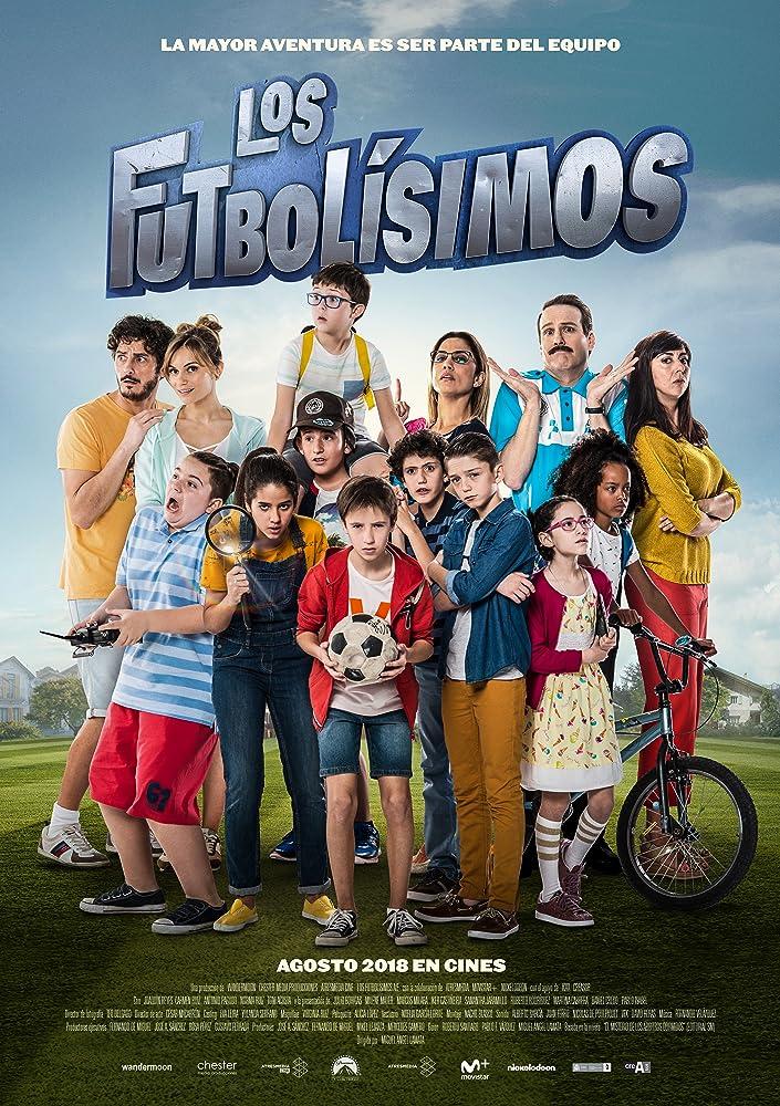 Los futbolísimos (2018)