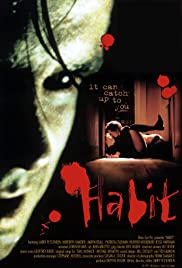 Habit (1995) Poster - Movie Forum, Cast, Reviews