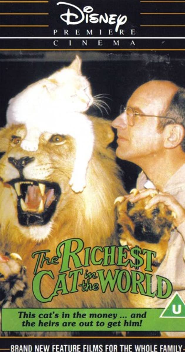 The Magical World Of Disney The Richest Cat In The World Tv