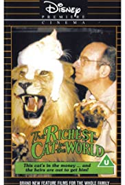 The Richest Cat in the World Poster