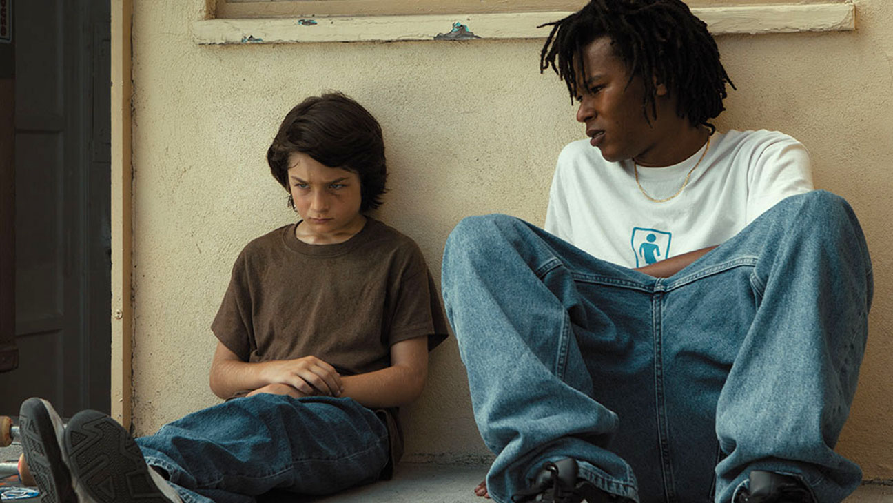 Sunny Suljic and Na-kel Smith in Mid90s (2018)