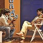 Pawan Kalyan and Harish Shankar in Gabbar Singh (2012)