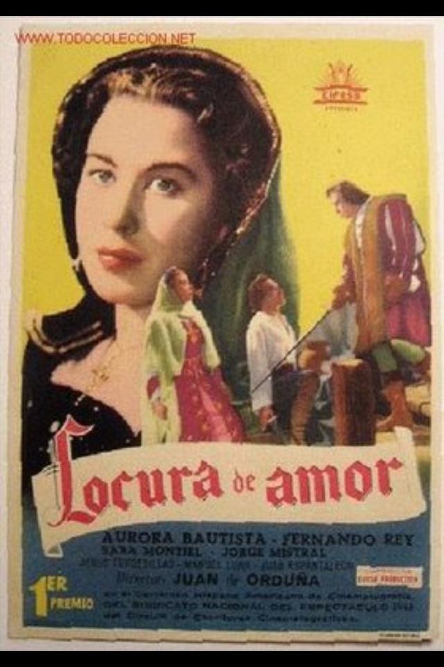 Locura de amor (1948)