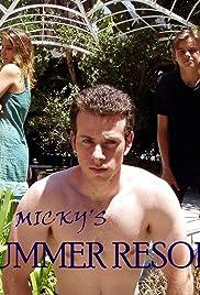 Micky's Summer Resort Poster