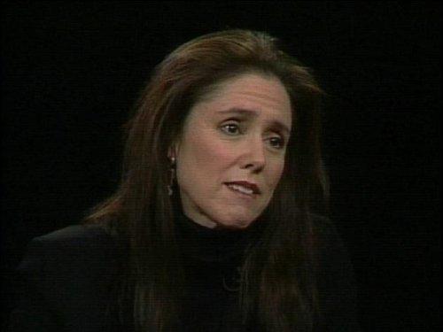 Julie Taymor in Charlie Rose (1991)