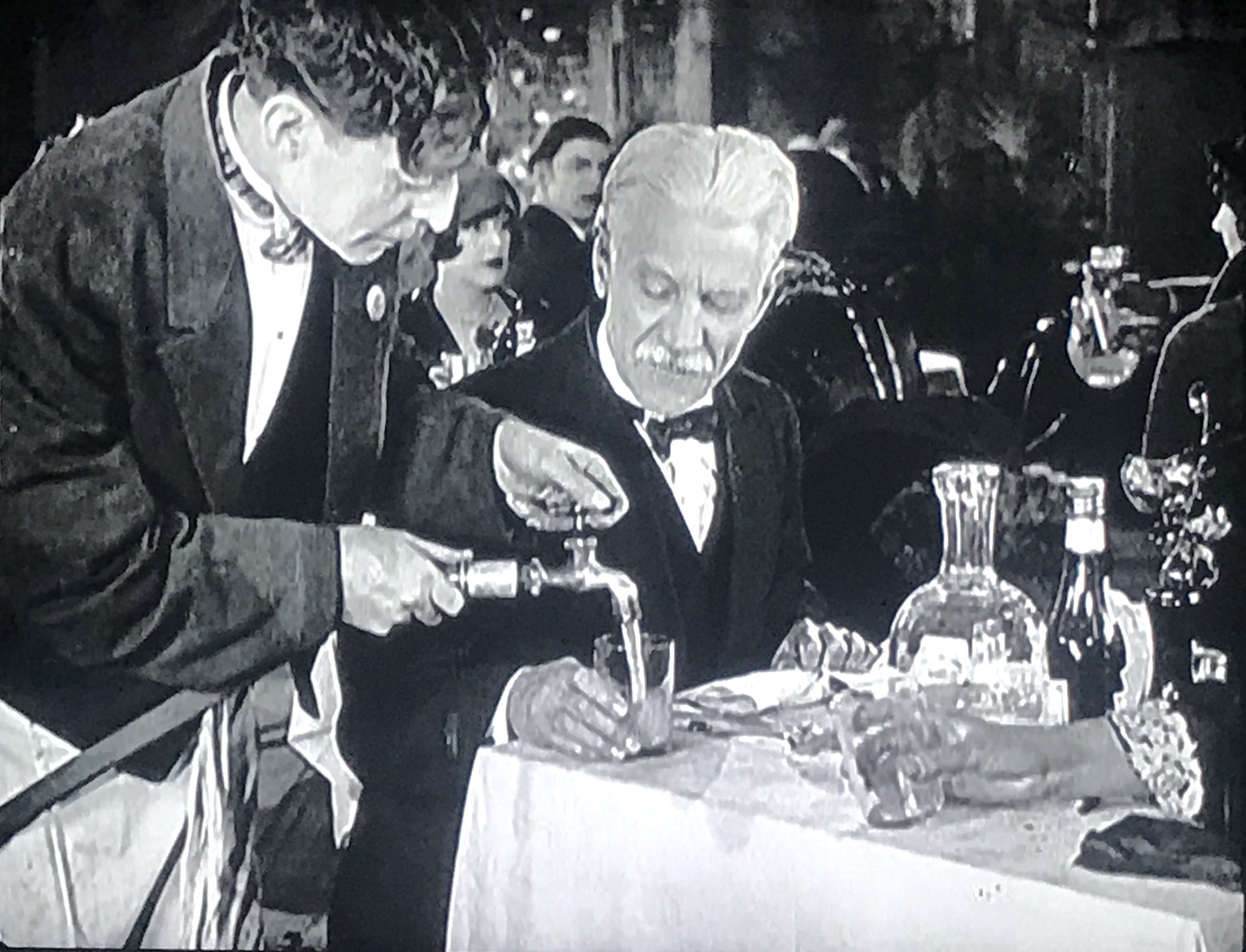 Charles R. Bowers in He Done His Best (1926)