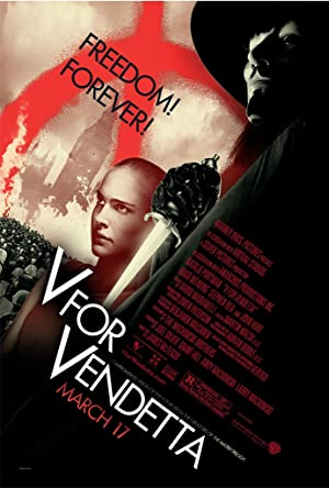 Watch V for Vendetta Free Online