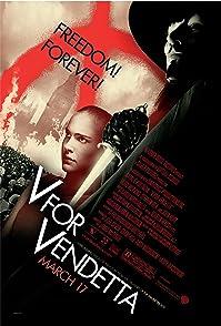 V For Vendettaเพชฌฆาตหน้ากากพญายม