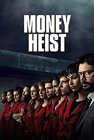 Download Money Heist {Season 1 & 2} English Dubbed 720p [250MB]