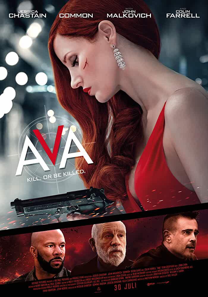 Ava (2020) Hindi WEB-DL 720p Dual Audio [Hindi (Fan Dubbed) + English]