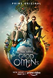 Good Omens Tv Mini Series 2019 Imdb