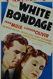 White Bondage Poster