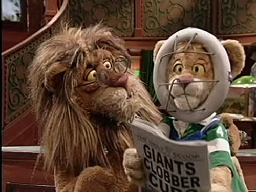 Between The Lions: Giants And Cubs