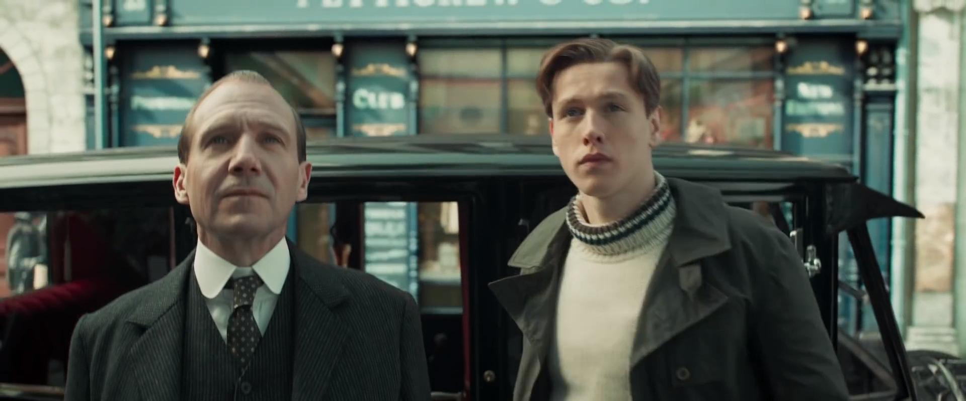 The King's Man (2021) - IMDb