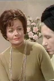 Joan Haythorne and Margaret Lockwood in Justice (1971)